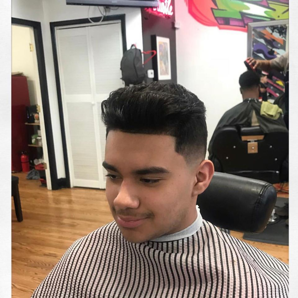 Professional Hair Styles Boys Clean Look For Young Men Children S Hair Chicago Mobile Barber Kids Hairstyles Cool Mens Haircuts Boy Hairstyles