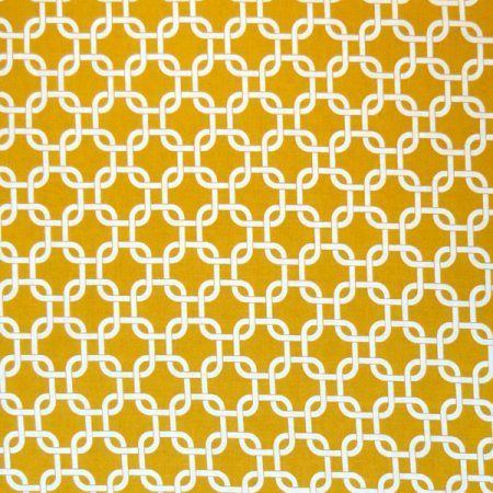 SheetWorld Fitted Pack N Play (Graco Square Playard) Sheet - Mustard Yellow Links
