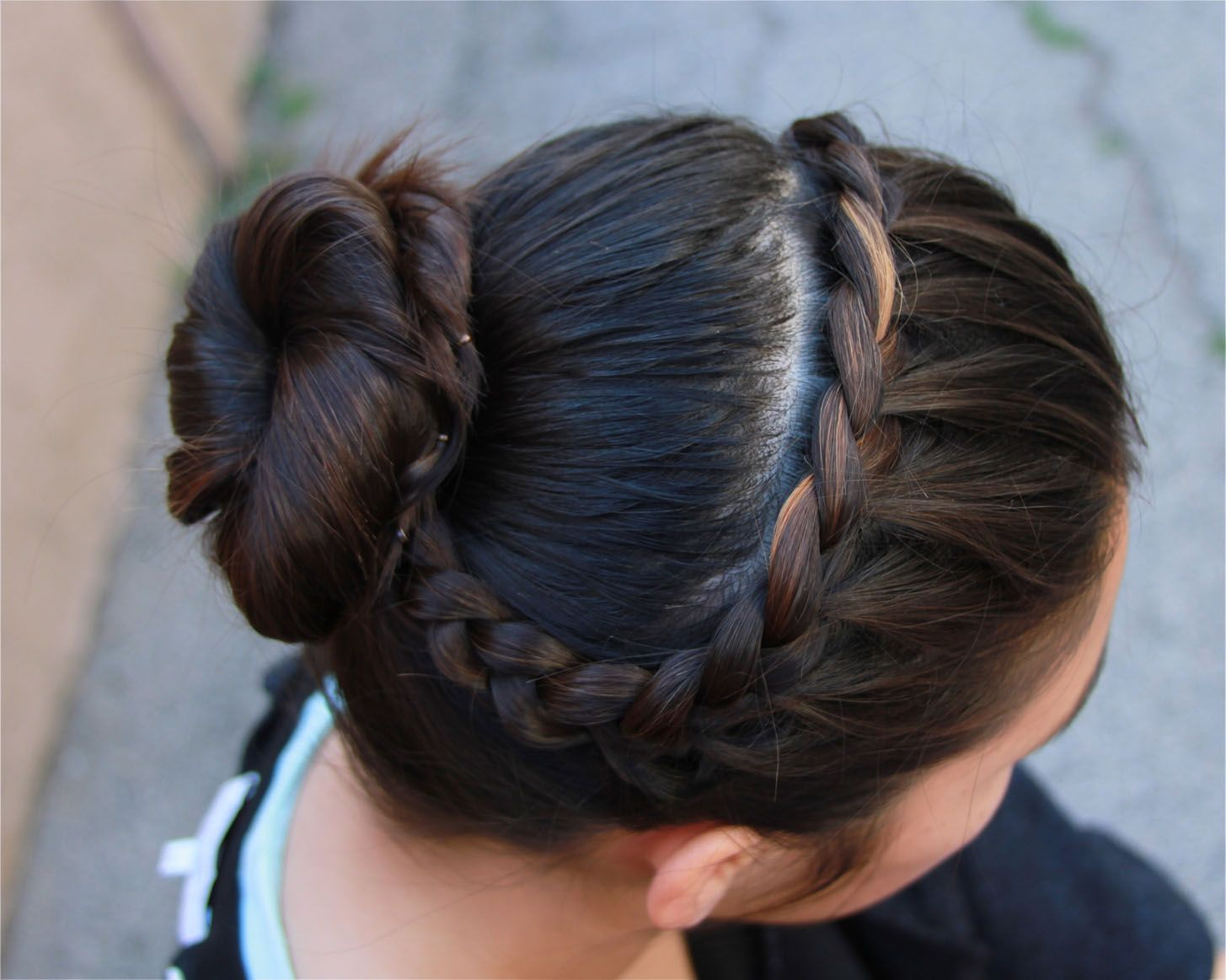 Awe Inspiring French Braid Styles French Braids And Cute Braided Hairstyles On Short Hairstyles For Black Women Fulllsitofus
