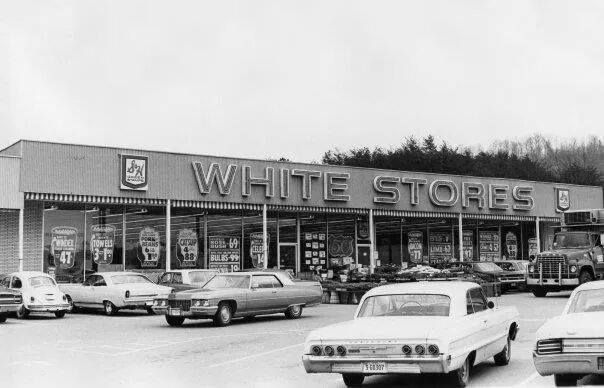 White Stores Tennessee, East tennessee, Oak ridge tn