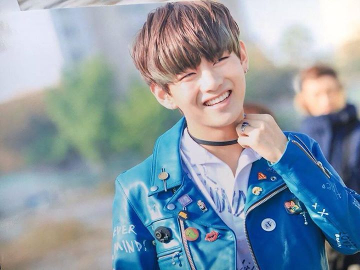 Image result for BTS V smile