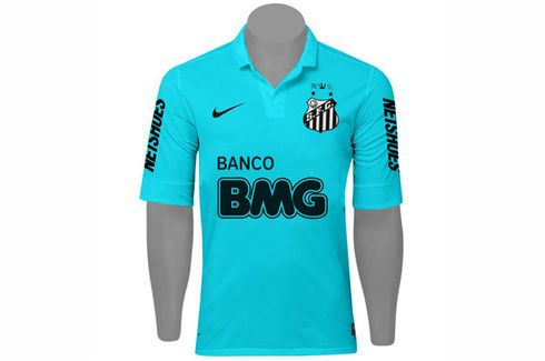 3ª camisa do Santos!