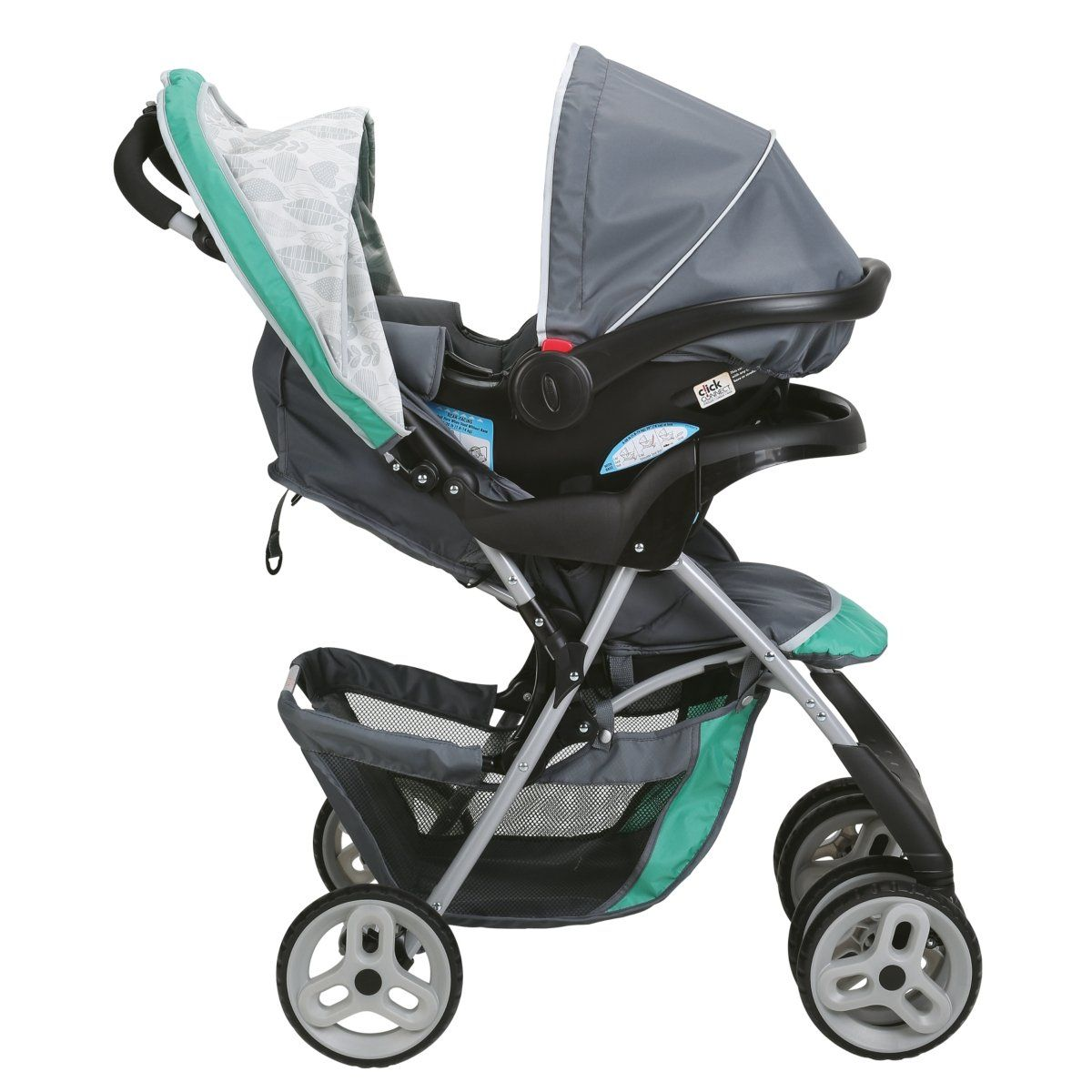 Comfy Cruiser Travel System SnugRide Click Connect 30