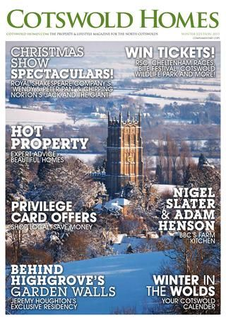 Cotswold Homes Winter Edition 2013