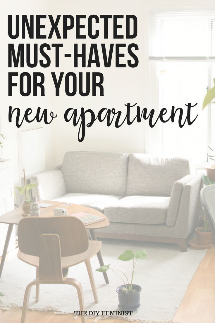 8 Unexpected New Apartment Essentials images