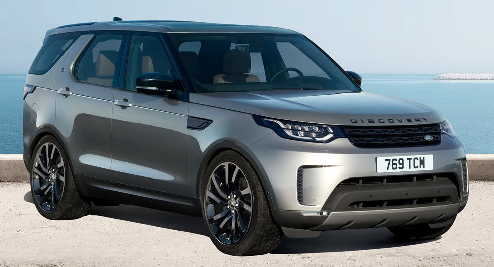 Land Rover Unveils AllNew 2018 Discovery SUV [161 Photos