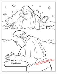 the holy see pope francis coloring and activity book for all kids of all ages by