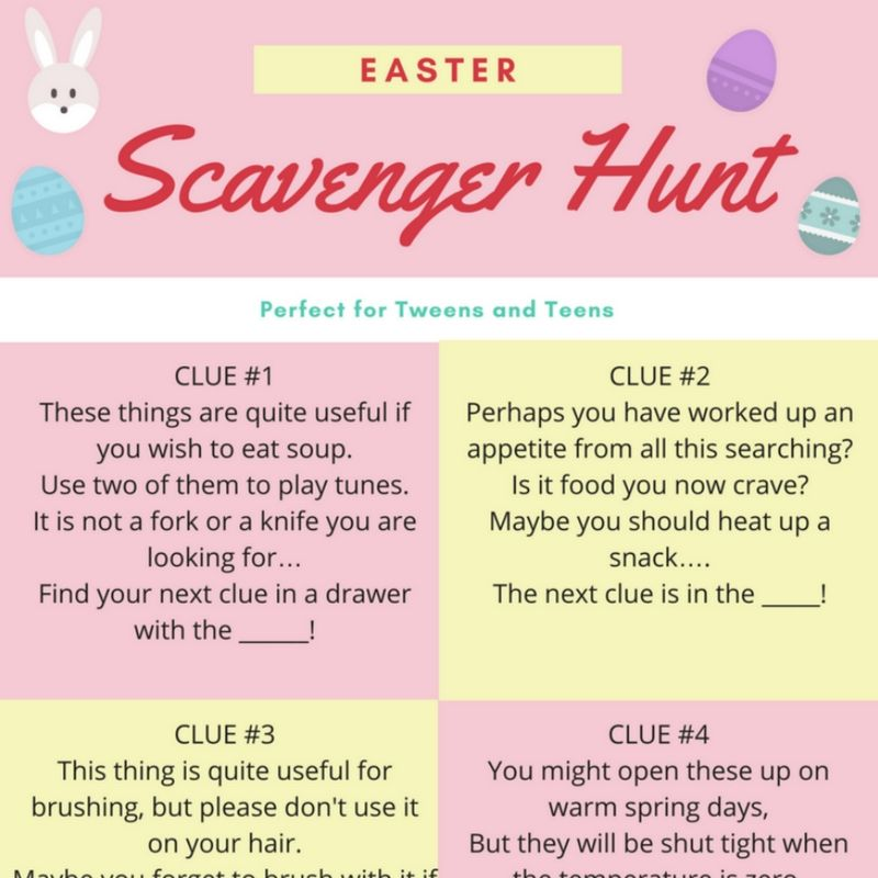 35+ Easter egg hunt for teenagers ideas in 2021