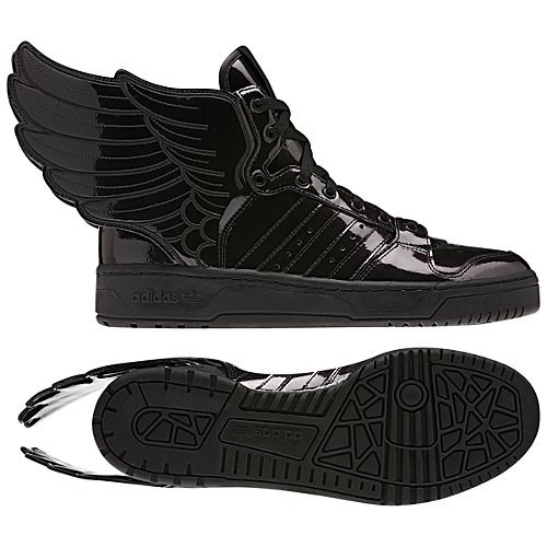 newest 7c725 d309e Adidas Jeremy Scott Hi Top Trainers Jeremy Scott Adidas Shoes, Adidas Wing  Shoes, Sneakers