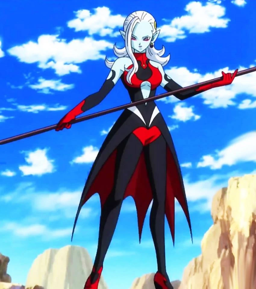 Dragon Ball: 10 Facts About Towa & Mira Fans Dont Know   CBR