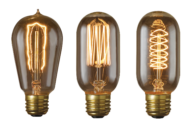 Bulbrite Antique Style Edison Bulbs Edison Bulb Vintage Bulbs Bulbrite
