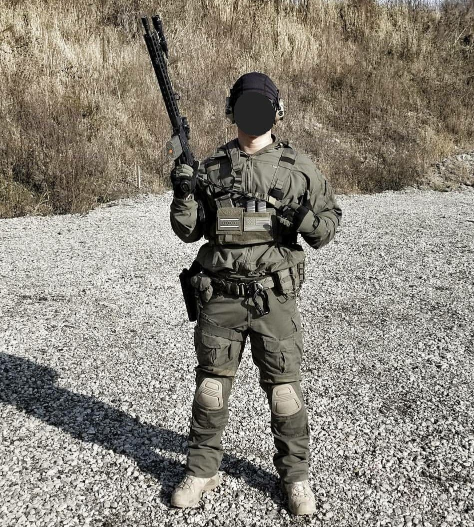 Rollout Gear Tactical Armor Special Forces Military Action Figures