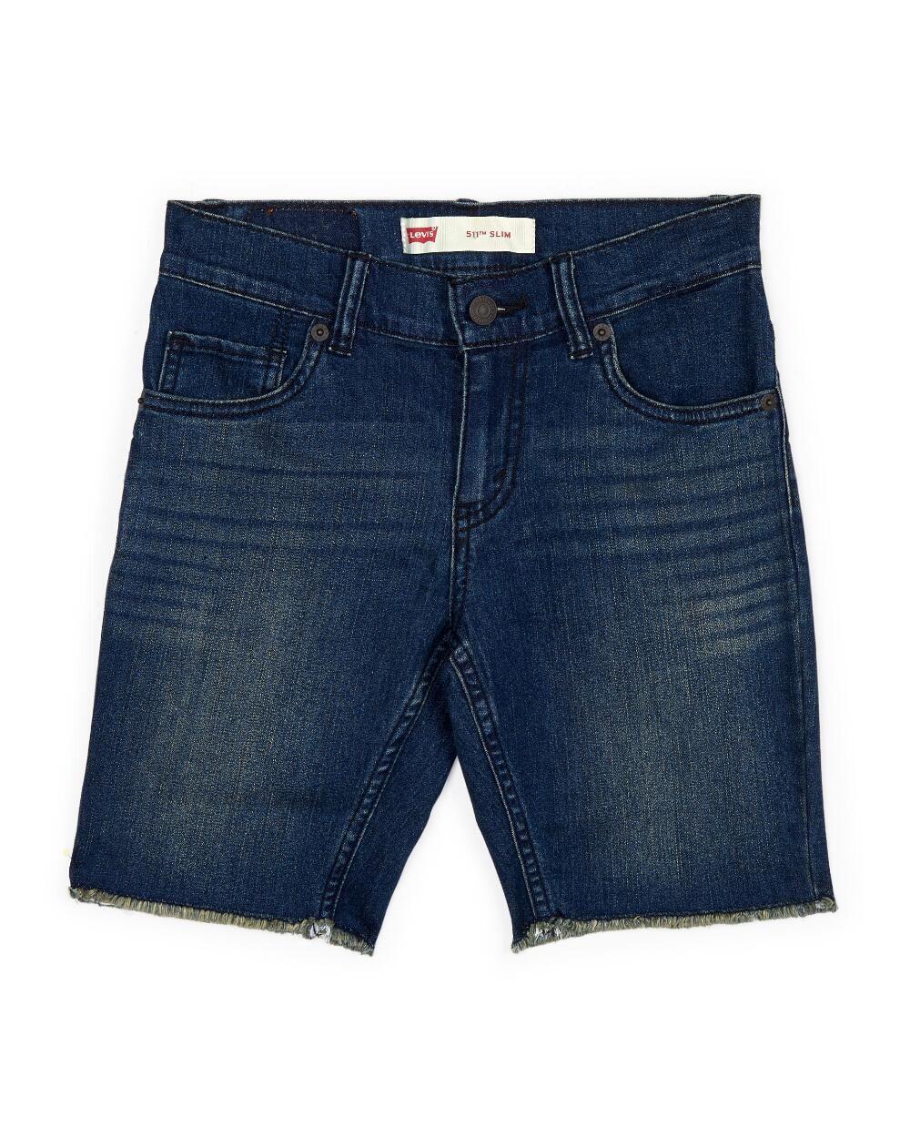 Boys 8-20 511 Slim Fit Cutoff Shorts #denimcutoffshorts