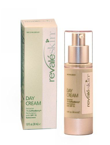 Revaleskin Day Cream with Exclusive 1 0% Coffeeberry