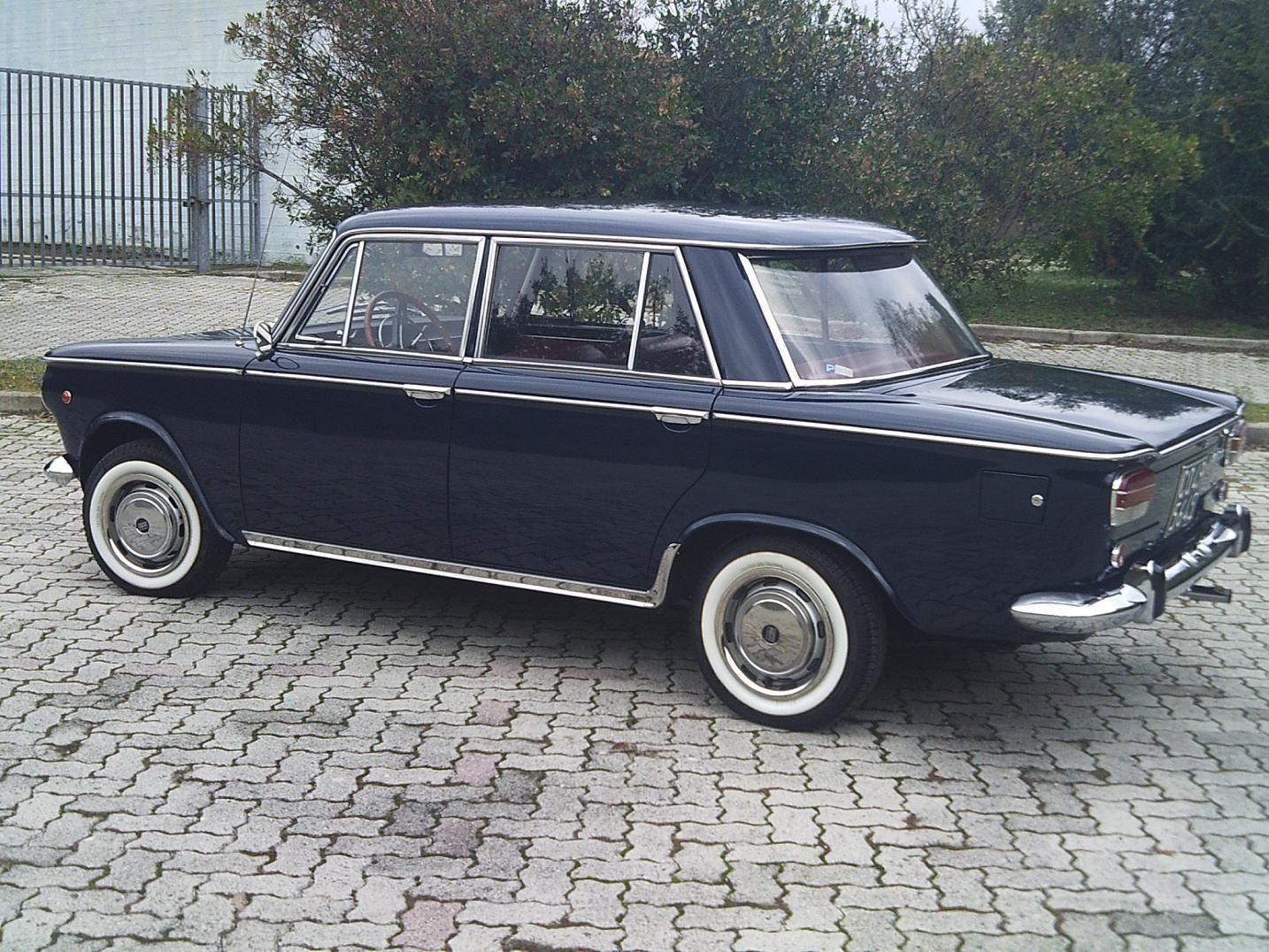 Fiat 1500 C Del 1965 Omologato A S I Targa Oro Cars Auto E Targhe