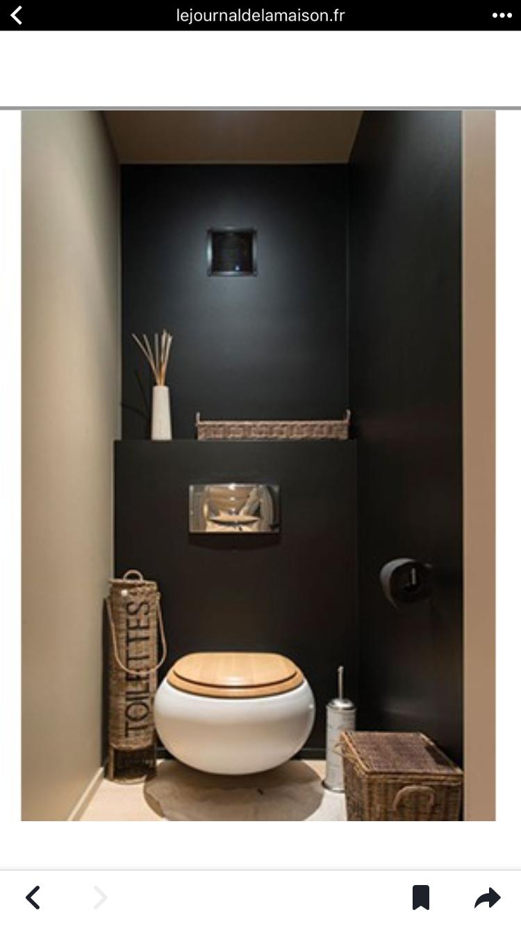 Pin By Magali Gaillard On Sdb In 2019 Deco Toilettes Originales