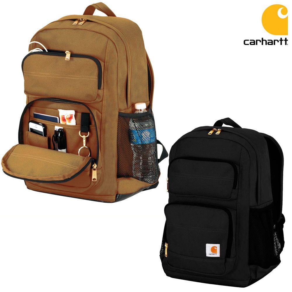 4fb26b3208 Carhartt Backpack Legacy Standard Workout Pack Messenger Bag NEW ...