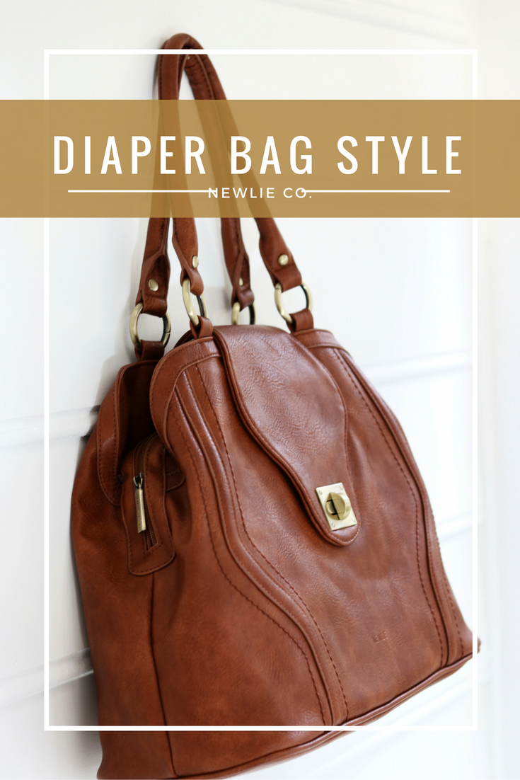 Diaper stylish bags that look like purses