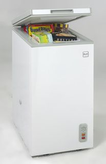 Model CF626 - 2.1 Cu. Ft. Chest Freezer - White