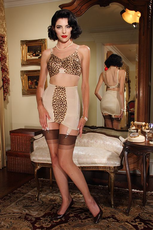 Vintage Lingerie To Add A Touch Of Class To Your Sexy Body ...