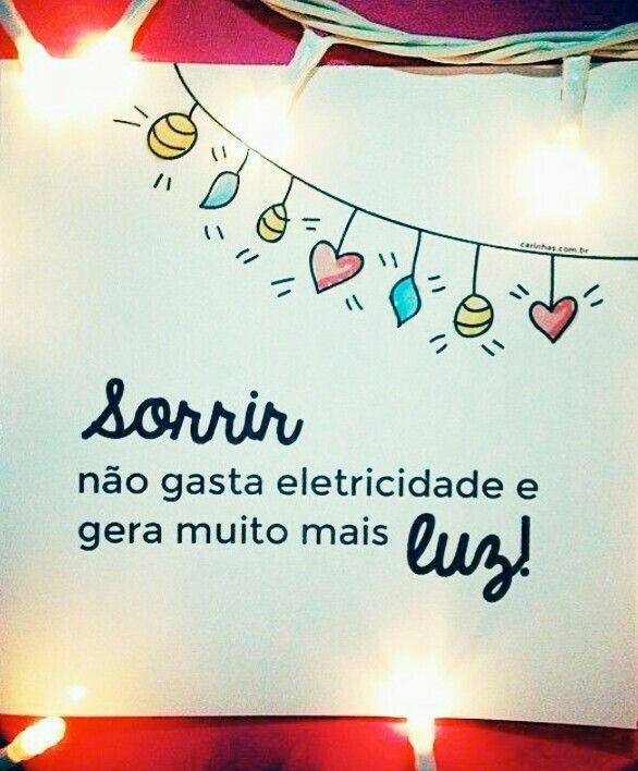 Sorria! (: