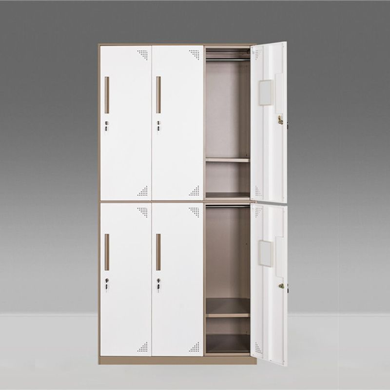 Hot Item Popular And Modern Storage Cabinet Steel Locker With Lock For Office In 2020 Modern Storage Cabinet Storage Locker Storage