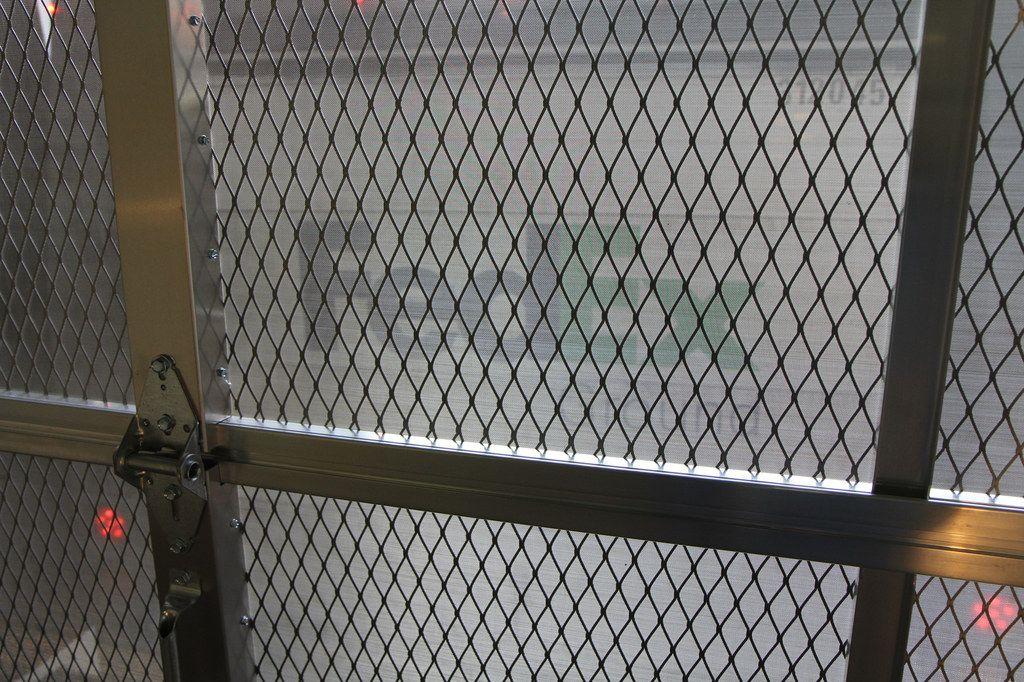 Bug Blocker Overhead Amp Dock Door Screens Chain Link