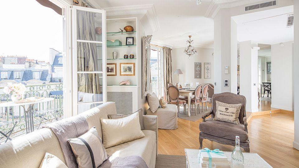 High Quality Short Term Apartment Rental Paris