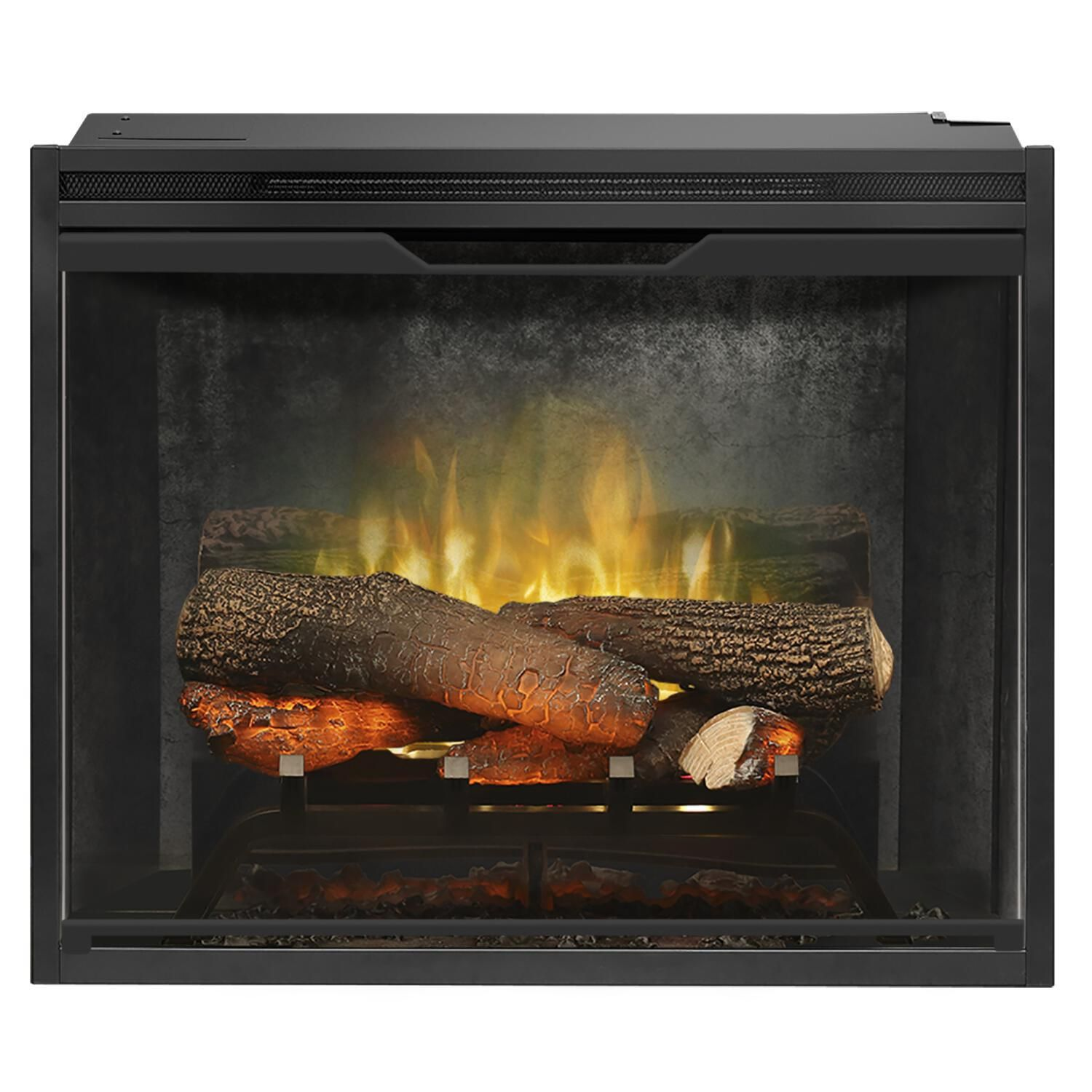 Dimplex Revillusion 24 Built In Electric Fireplace Weathered