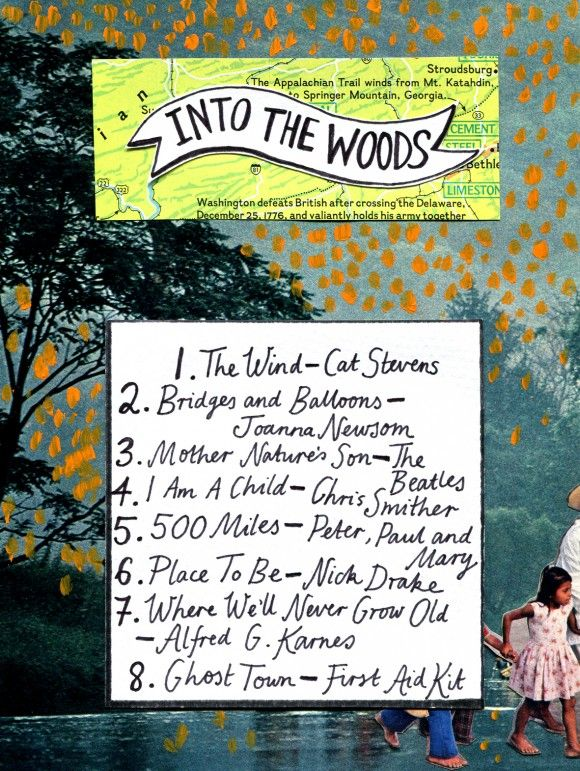 Friday Playlist Into The Woods With Images Music Mood Music
