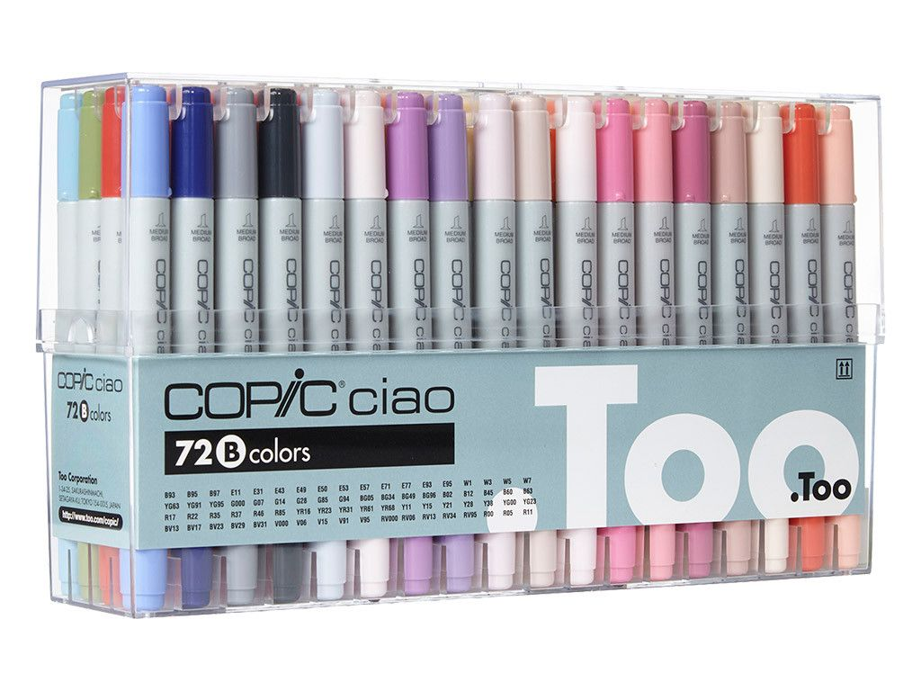 Copic Marker Giveaway
