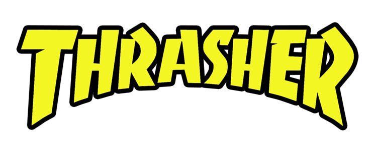 Trasher Magazine Thrasher, Skate tattoo, Old school
