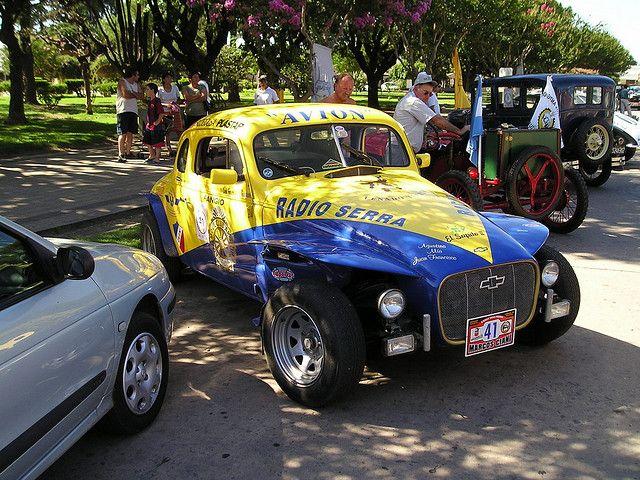 II  Rally de autos antiguos Marcos CIANI by Sergio Quaroni, via Flickr