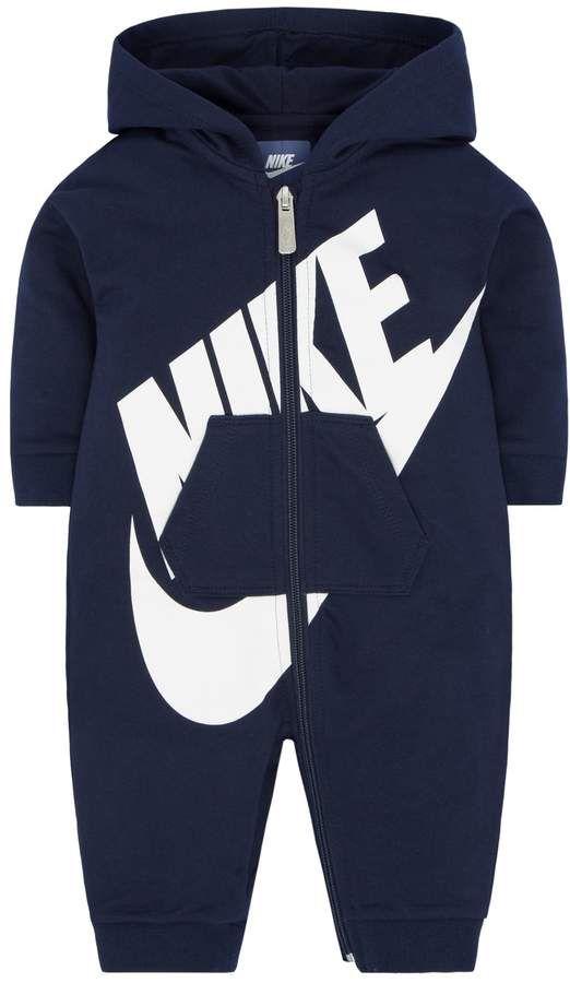 0a426e935 Baby Boy Nike Futura Coveralls | Products | Baby boy nike, Boys nike ...