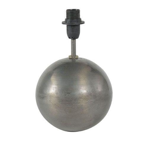 Pied De Lampe Boule En Metal Jardin D Ulysse Lampe Sur Pied Lamp Lampe Boule
