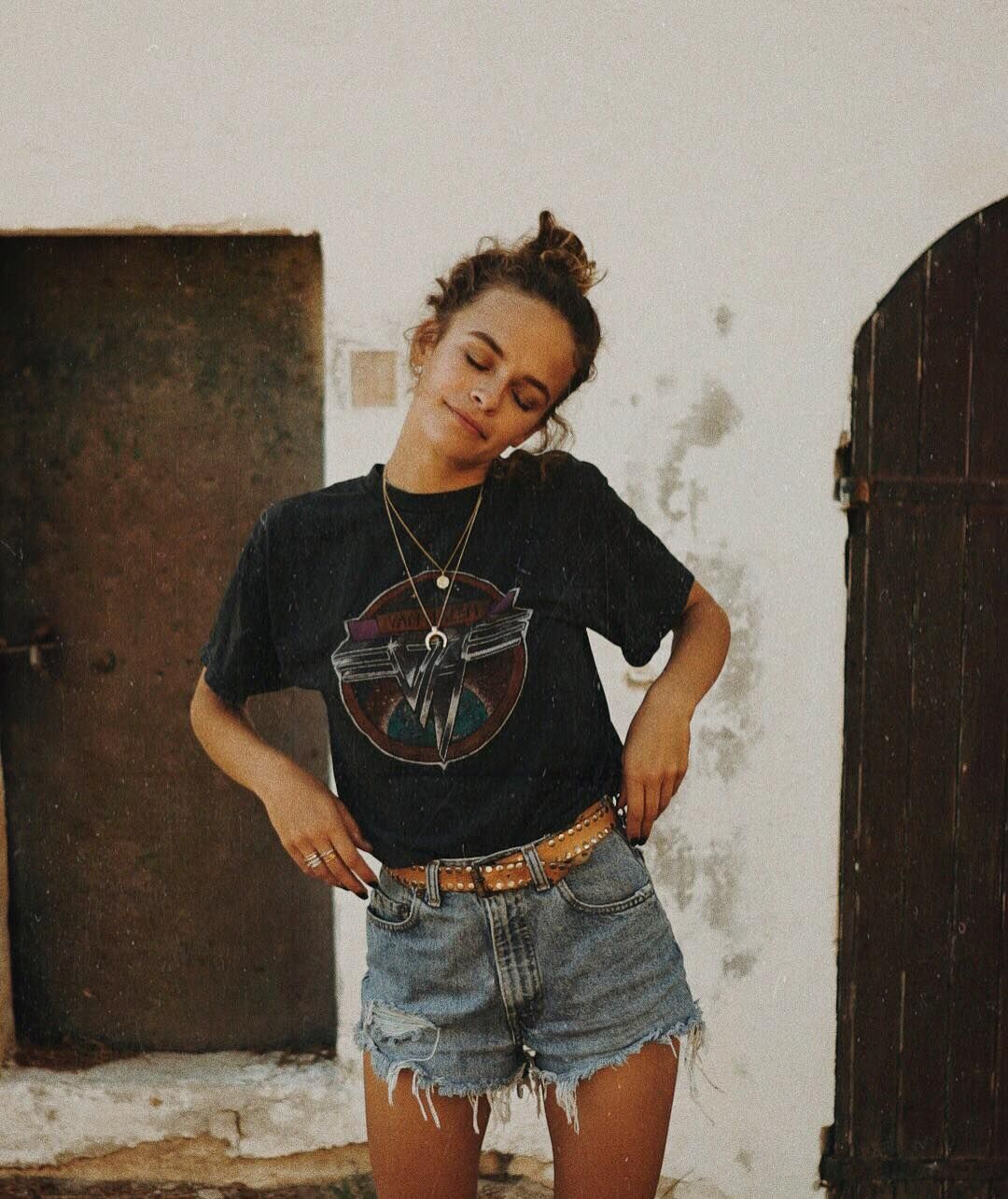 Hipster Frauen Mode Vanellimelli Summer Mode Hipster Outfits Outfit Und