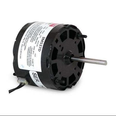 Dayton 3m548 1 15 Hp Hvac Motor 2 2amp 3000rpm 2 Shaft 115v