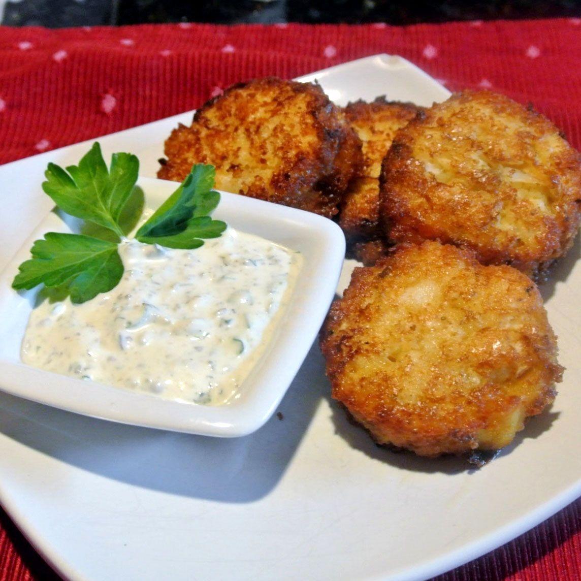 Gluten Free Fish Croquettes Recipe