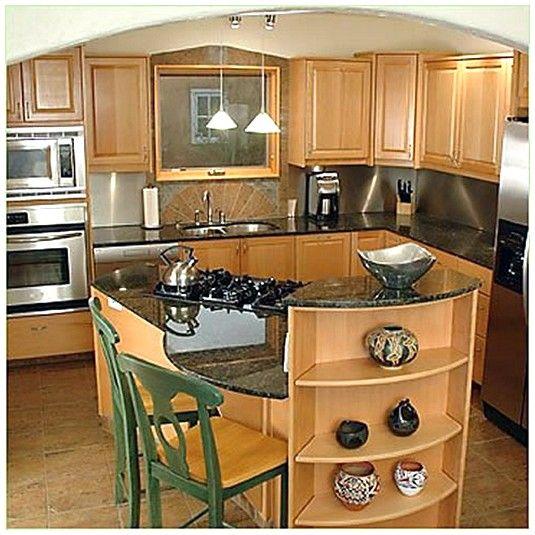 Stunning Kitchen And Kitchen Island Designs Minimalist Small Kitchens Small Space Kitchen Elegant Kitchen Design