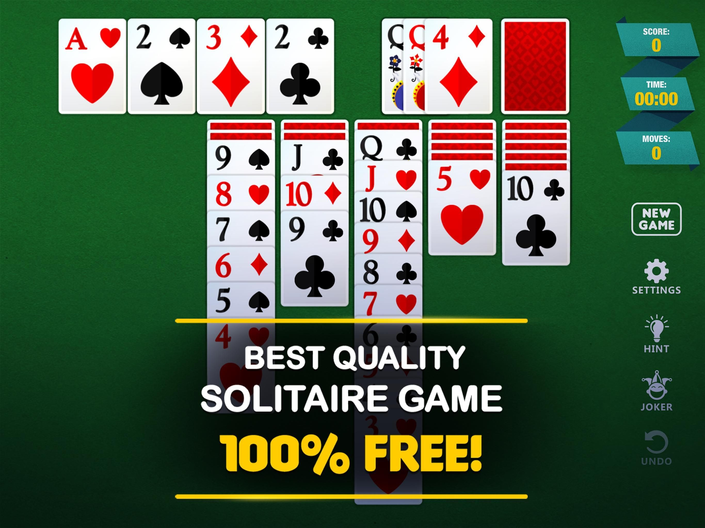 Tri Peaks Solitaire Free Fun 5.0.0 Apk Android Free