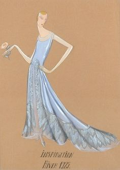 jeanne lanvin sketches