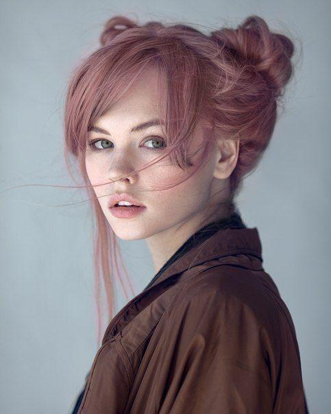 Anastasiya Scheglova | references | Hair styles, Hair