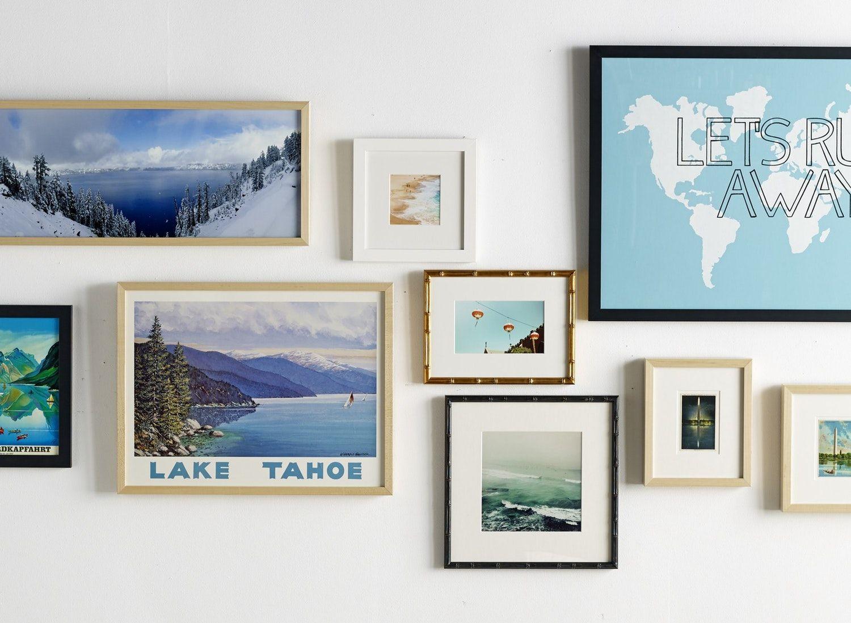 The Best Online Sources for Framing Art   Frames online, Apartment ...