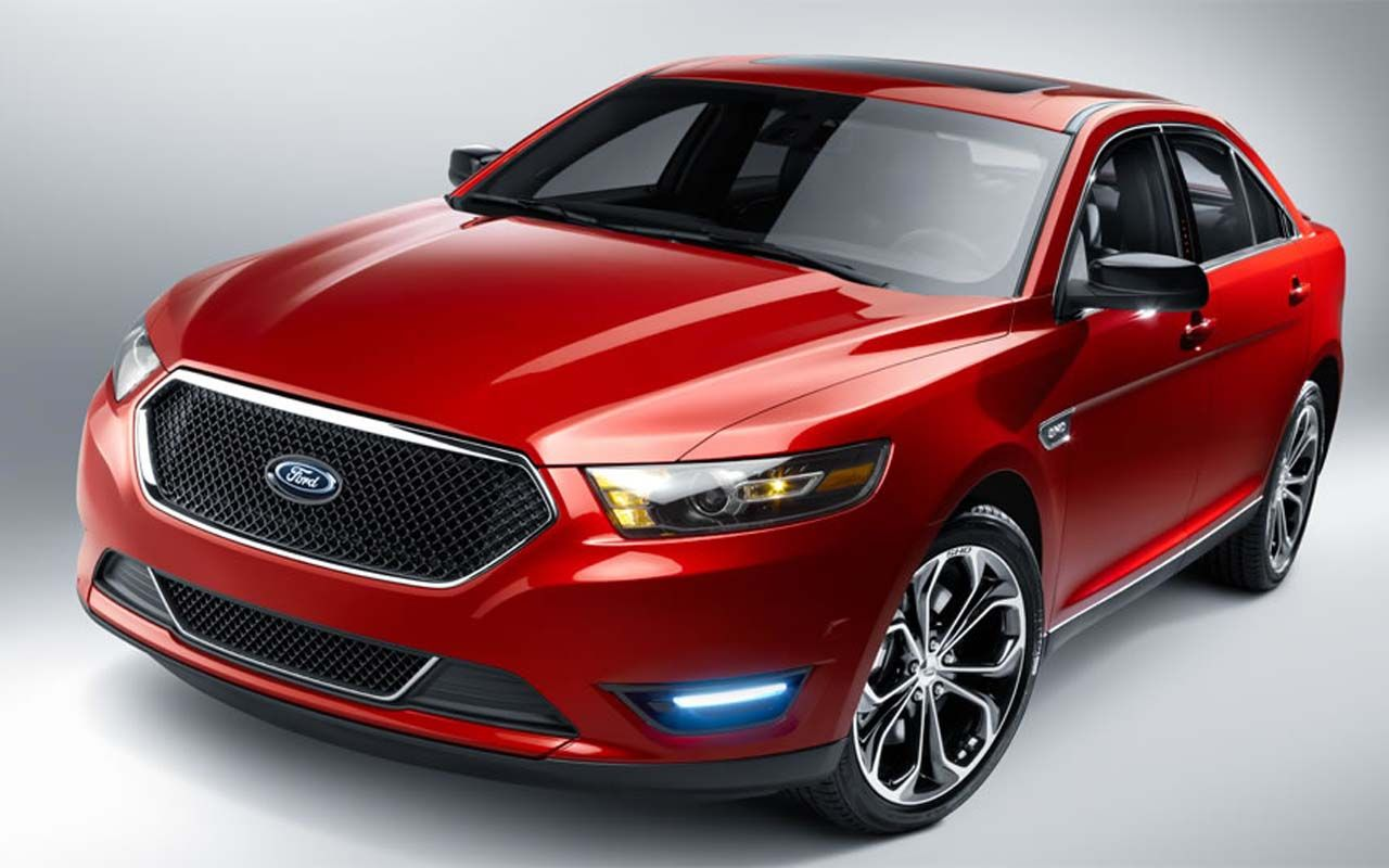 2015 Ford Taurus Ford Taurus Sho Sedan Cars Best Luxury Cars