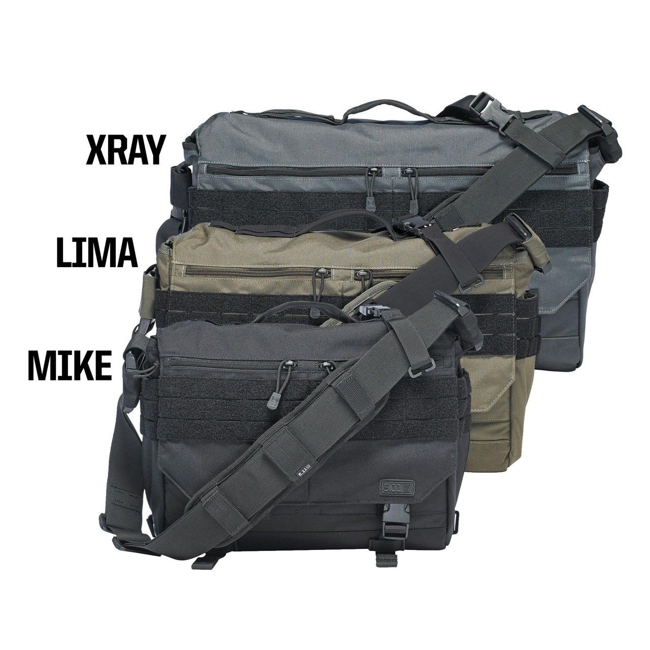 fec4994196 Tactical Asia - Philippines - 5.11 Tactical Rush Delivery Xray Messenger Bag
