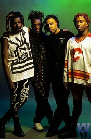 Living Colour- most underrated band of all time    | The Elements of