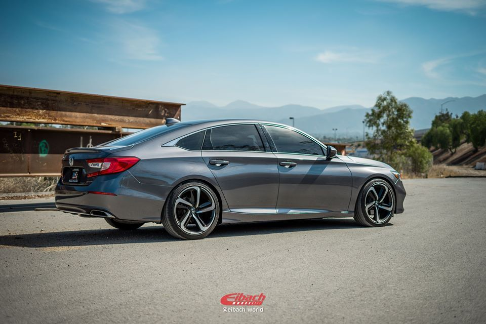 Eibach ProKit for 2018 Honda Accord Sedan 1.5L/2.0L