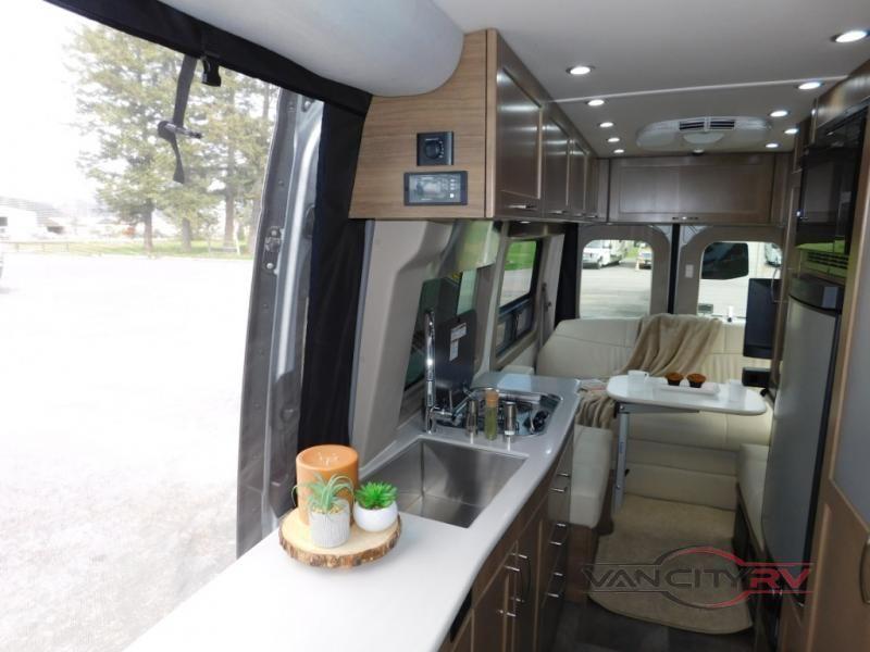 New 2020 Pleasure Way Plateau Fl Motor Home Class B Diesel At