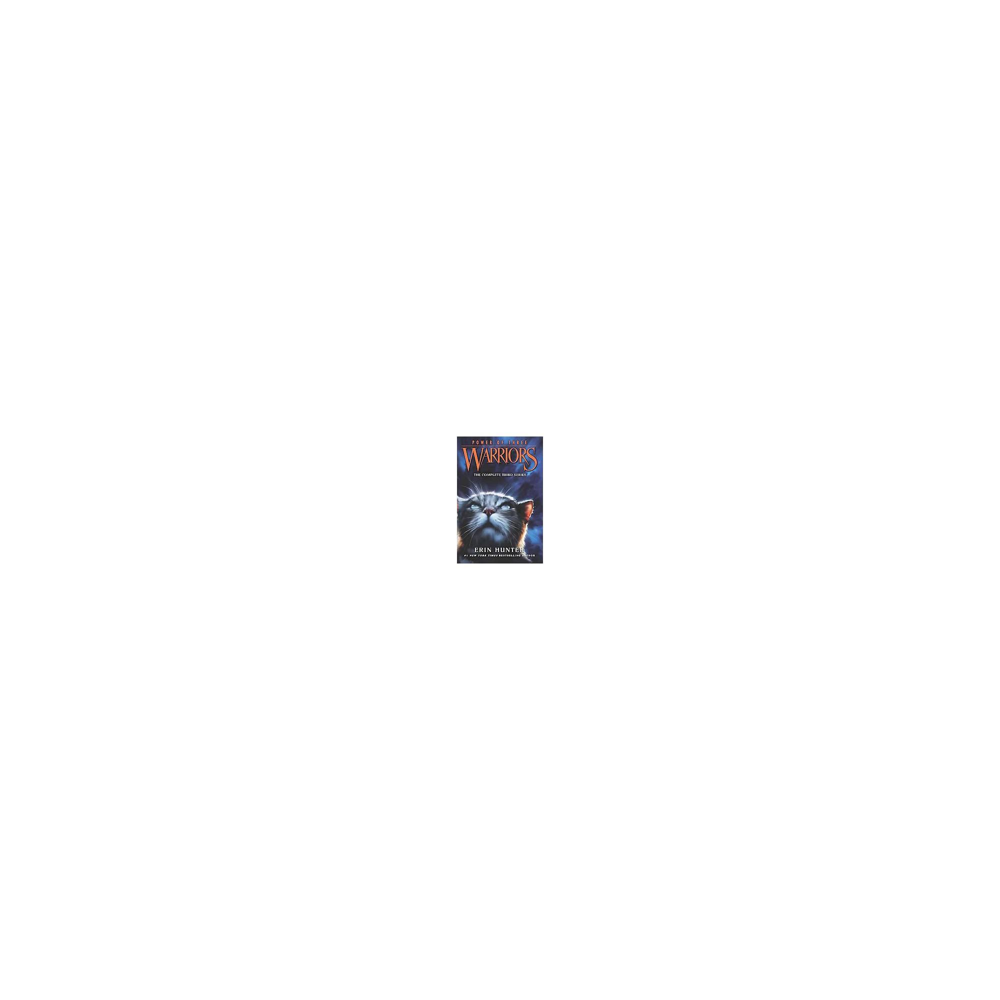 Warriors Power Of Three Box Set Volumes 1 To 6 By Erin Hunter