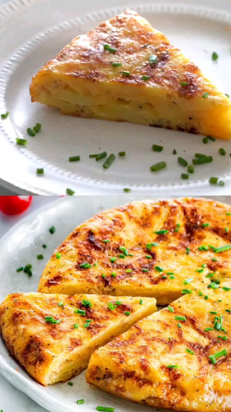 breakfast recipes | spanish omelette recipe | breakfast recipes easy | breakfast recipes healthy